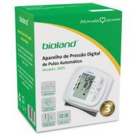 Aparelho De PressãO Digital Pulso - Bioland