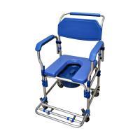 Cadeira Higienica D60 Aluminio - Dellamed